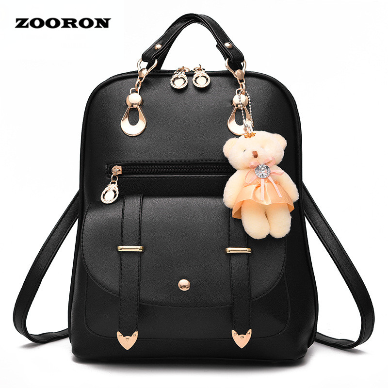 ed7bf24cde 2017 new arrival fashion women backpack new spring and summer students backpack  women Korean style backpack high quality - Ali Keeper