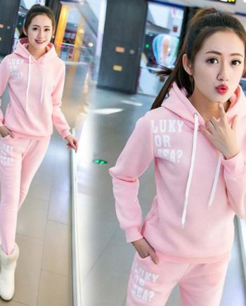 2016 new autumn winter women 2 piece clothing set casual fashion Hoodies sport suits ladies sexy tracksuit pants hoodie suit